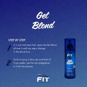 Get blond spray